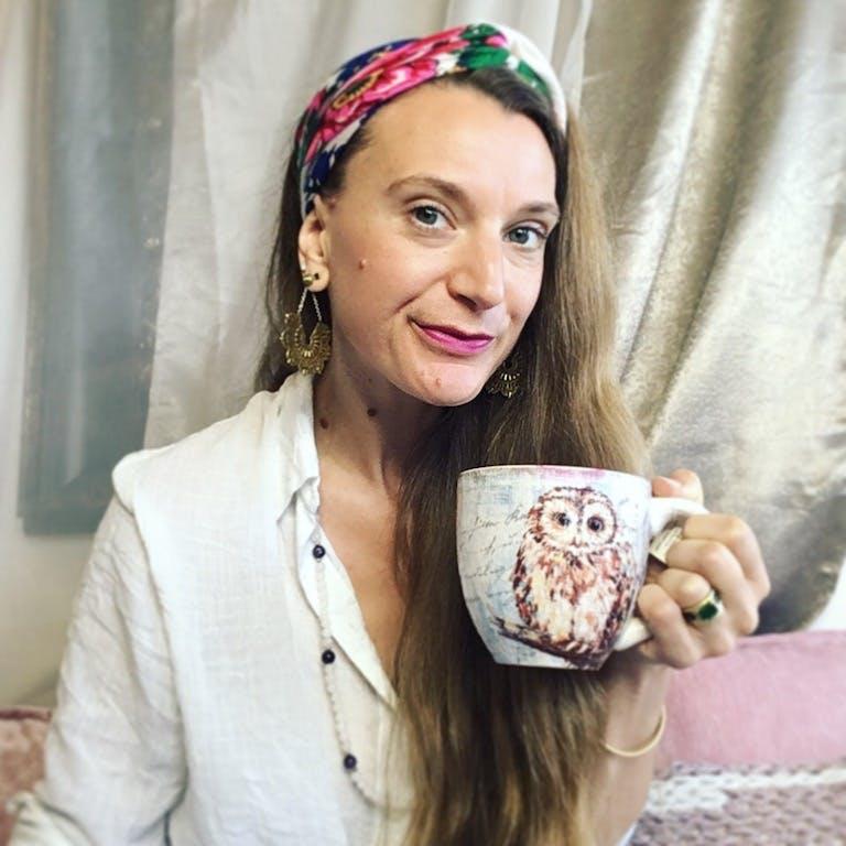 Britta GreenViolet