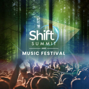 Group logo of Shift Music Festival and Visionaries Summit